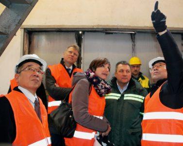 Завод МПБО посетили японские специалисты