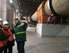 Финские специалисты посетили завод МПБО-2
