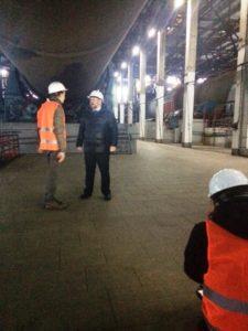 ГУП «Завод МПБО-2» в Янино посетили журналисты Ленинградской областной телекомпании