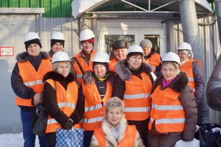 СПб ГУП «Завод МПБО-2» посетили представители Ассоциации ЖСК, ЖК, ТСЖ