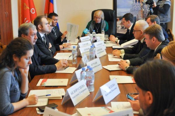 В Общественной палате обсудили реализацию «мусорной реформы» в Петербурге