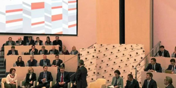 В Сколково обсудили государственный приоритет переработки отходов