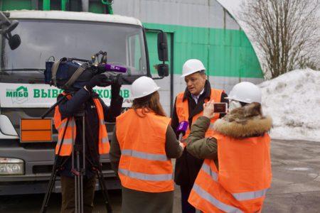 СПб ГУП «Завод МПБО-2» принял участие в международной выставке «Экология Большого города»