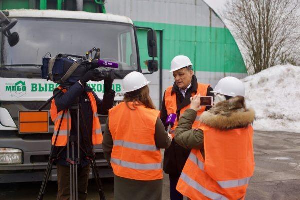 СПб ГУП «Завод МПБО-2» посетили эксперты ЮНИДО